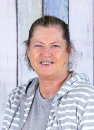 Marianne Riedler - Schulwartin